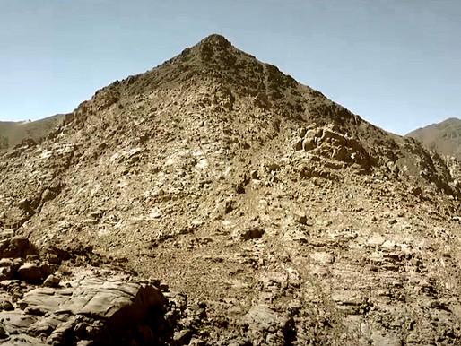 O verdadeiro Monte Sinai