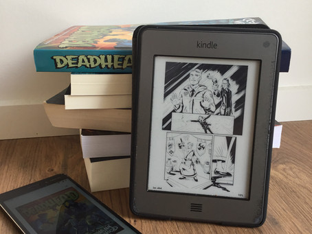 'Deadhead' eBook now Available