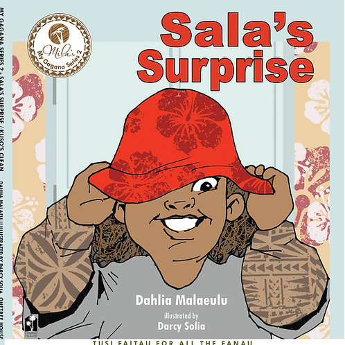 Mila's My Gagana Series #2 : Sala's Surprise / Kuso's Clean
