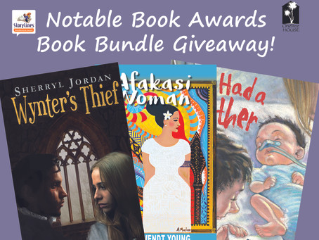 Notable Book Awards Book Bundle Giveaway!