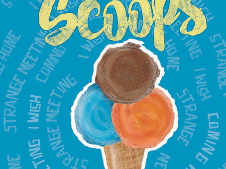 Poetry Box popUPpoem Challenges Inspired by 'Three Scoops'