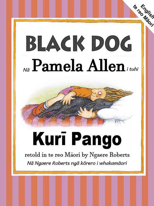 Black Dog - Pamela Allen (Multilingual - 5 editions)