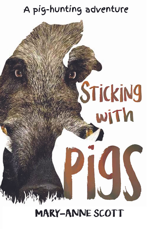 Sticking With Pigs - Kindle