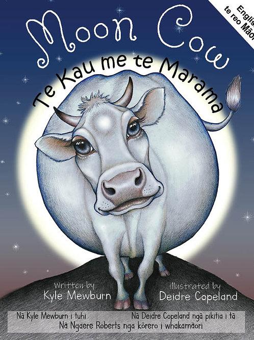 Moon Cow - Kyle Mewburn (Multilingual - 5 editions)
