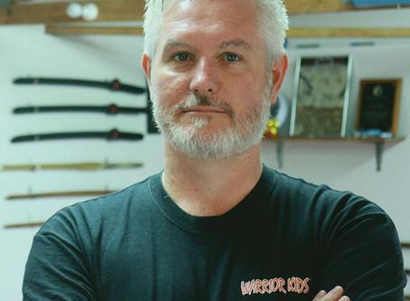 Hear Tim Tipene discuss the life behind 'White Moko'