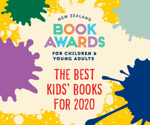 Two OneTree House Books are Finalists in the New Zealand Book Awards for Children and Young Adults