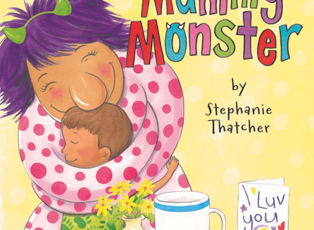 WATCH! Mummy Monster Book Trailer