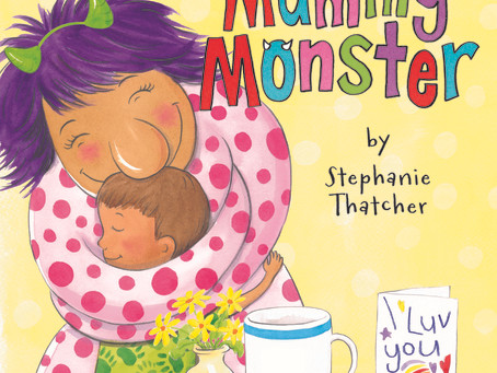 NEW TITLE! Mummy Monster by Stephanie Thatcher