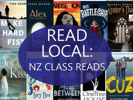 Read Local: NZ Class Reads