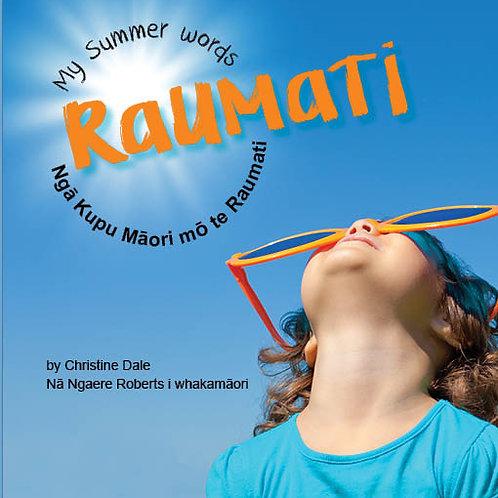 Raumati: My Summer Words/Nga Kupu Maori mo te Raumati