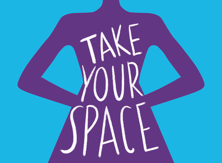 Take Your Space - pre-order your book now!
