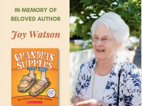 Joy Watson - Obituary