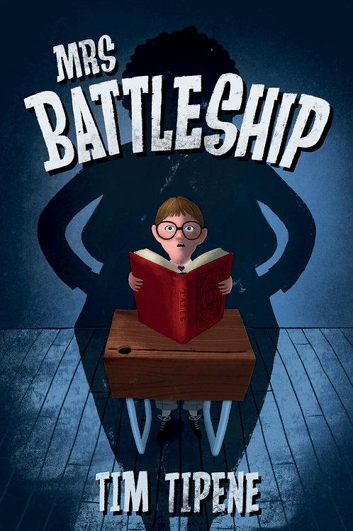 Mrs Battleship - Tim Tipene