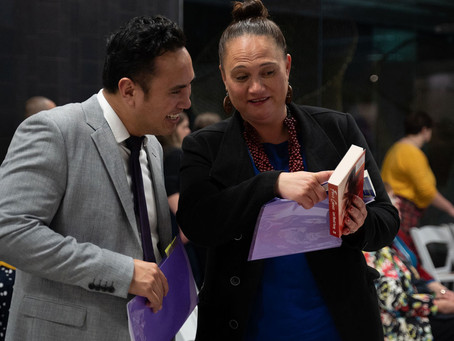 Photos: New Zealand Book Awards for Children and Young Adults