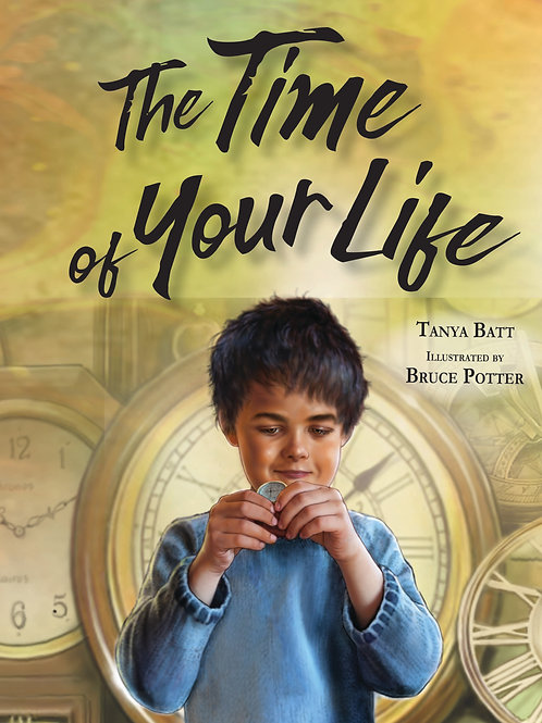 The Time of Your Life - Tanya Batt / Bruce Potter