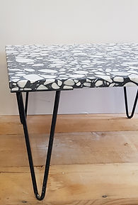 table basse terrazzo,table basse mabre,table basse luxemboug,table basse desing luxembourg