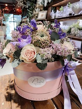 Flower Box / Violet Feelings