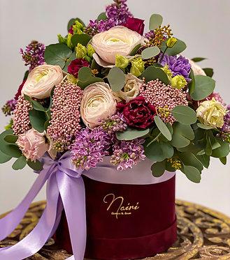 Flower-box/ Passionate