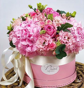Flower-box/ So Pink