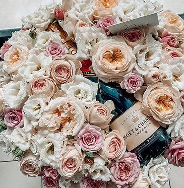Flower-box/ Exclusive Love
