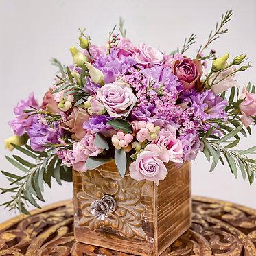 Flower-box/ WoodenBox
