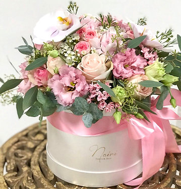 Flower-box / Sweet Pink