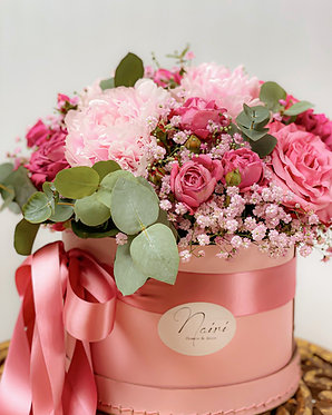 Flower-box / Romantic