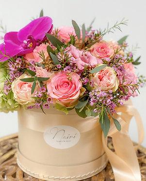 Flower-box/ Brighten her day