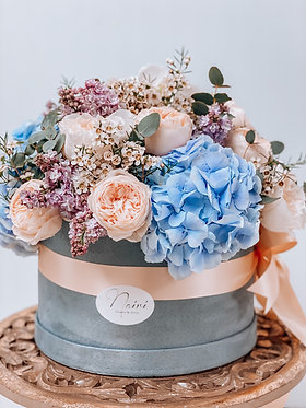 Flower-box / Heartbreaking beauty