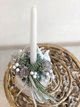 Decor/ Lonely Candle
