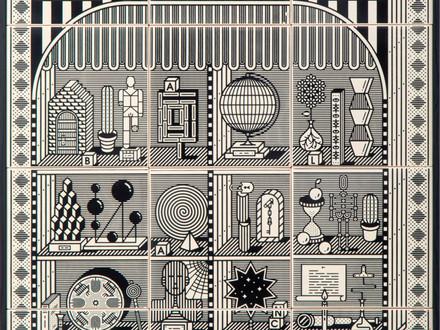 Cabinet of Curiosity series