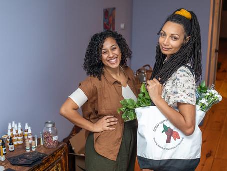 Black Farmers Setting down roots