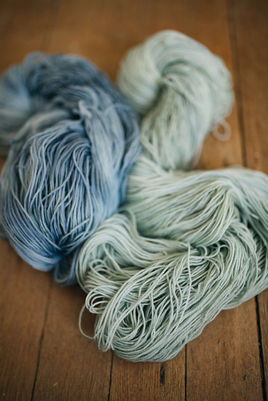Worsted in Rose of Sharon