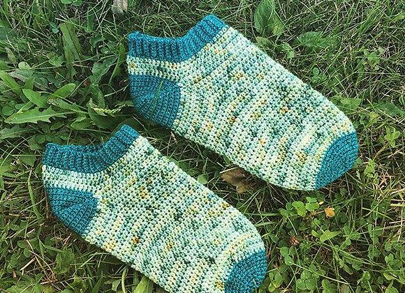 Shorty Sock Crochet Pattern