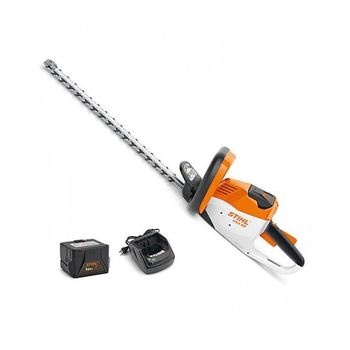 STIHL HSA 56 BATTERY POWERED HEDGE TRIMMER (INCLUDING BATTERY & CHARGER)