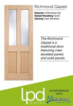 Richmond Glazed Unfinished