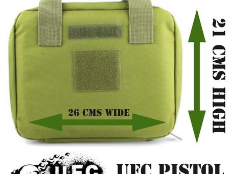 UFC PISTOL BAG (GREEN)