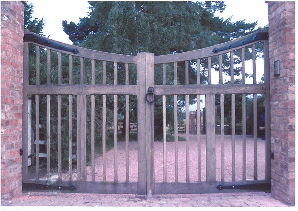 Morgans Gates