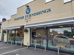 Warner Furnishings Shrewsbury