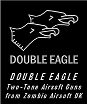 Double Eagle Two-Tone Airsoft Guns from