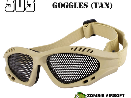 Airsoft Safety Glasses & Goggles