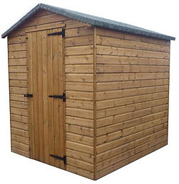 Garden Sheds link for Morgans Joinery