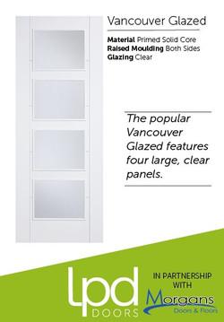 Vancouver Glazed White