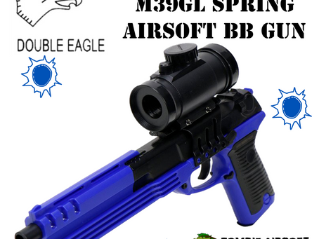DOUBLE EAGLE M39GL SPRING AIRSOFT BB GUN