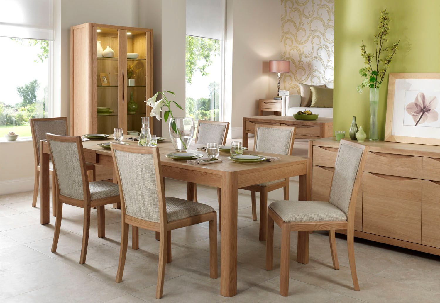 Warner Furnishings Dining Furniture