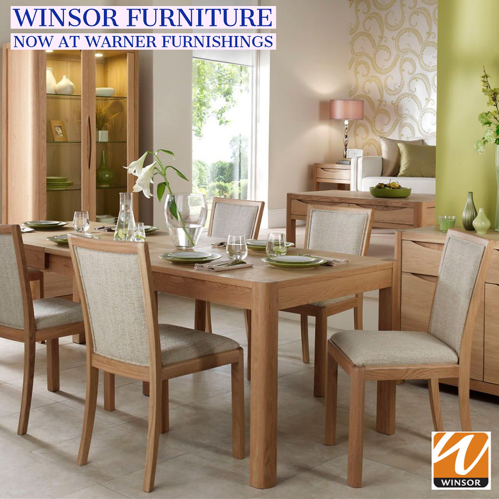 Winsor Furniture from Warner Furnishings Shrewsbury