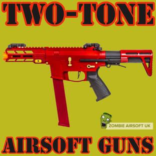 Two-Tone Airsoft Guns