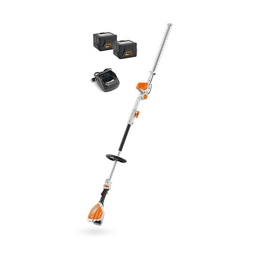 STIHL HLA56 CORDLESS LONG REACH HEDGETRIMMER (INCLUDING BATTERY & CHARGER)