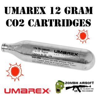 UMAREX 12 GRAM CO2 CARTRIDGE