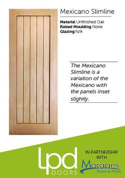 Mexicano Slimline